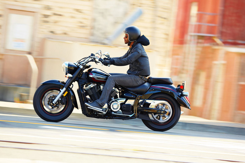 2013 Yamaha V Star 1300 Review