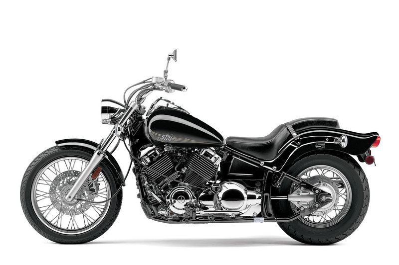2013 Yamaha V-Star 650 Custom High Resolution Exterior - image 498364