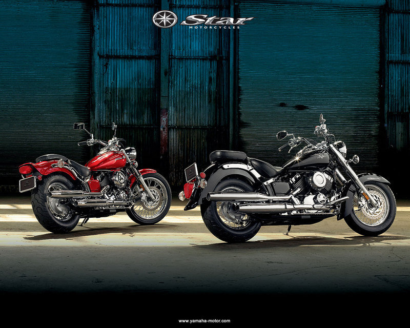 2013 Yamaha V-Star 650 Custom High Resolution Exterior - image 498362