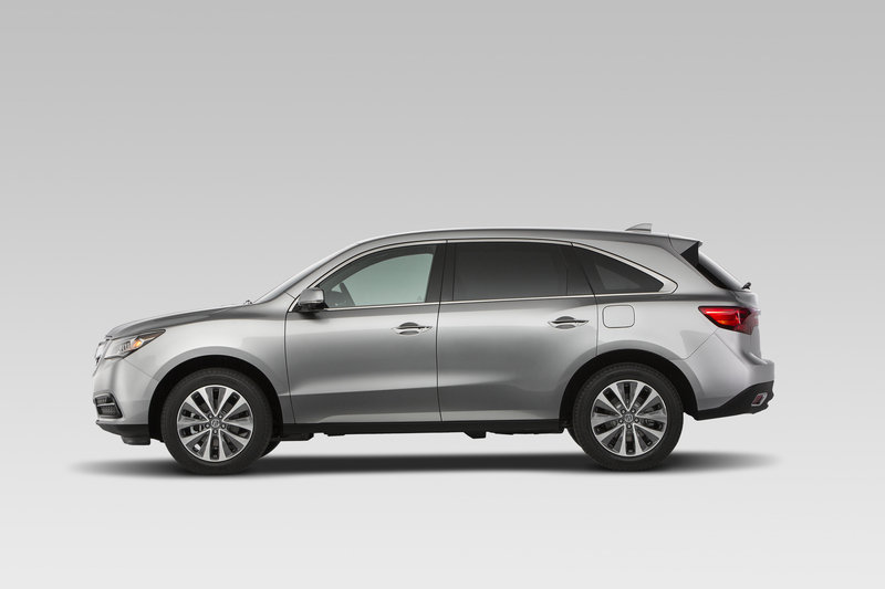 2014 - 2016 Acura MDX High Resolution Exterior - image 499914