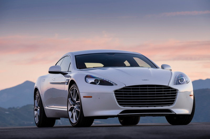 2014 - 2015 Aston Martin Rapide S High Resolution Exterior - image 495898