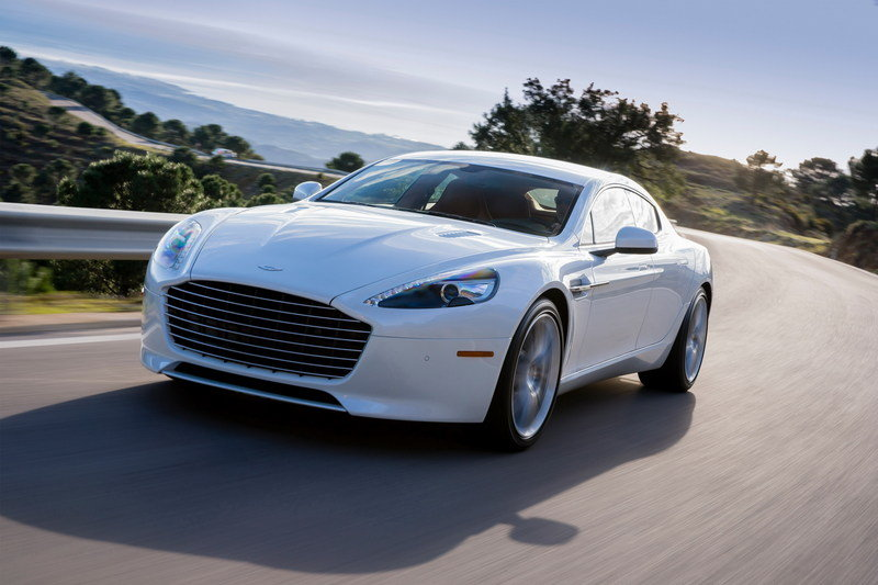 2014 - 2015 Aston Martin Rapide S High Resolution Exterior - image 495901