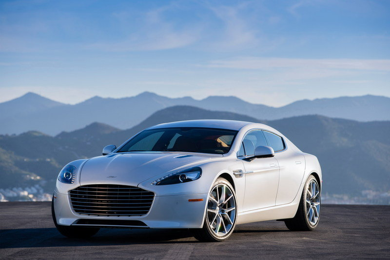 2014 - 2015 Aston Martin Rapide S High Resolution Exterior - image 495904