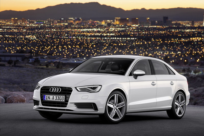 2015 Audi A3 Sedan High Resolution Exterior Wallpaper quality - image 499271