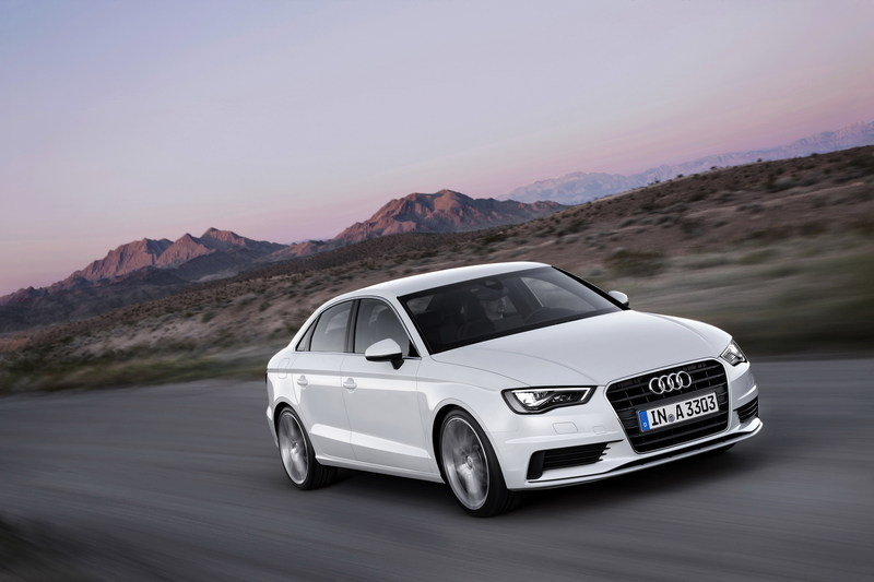 2015 Audi A3 Sedan High Resolution Exterior Wallpaper quality - image 499272