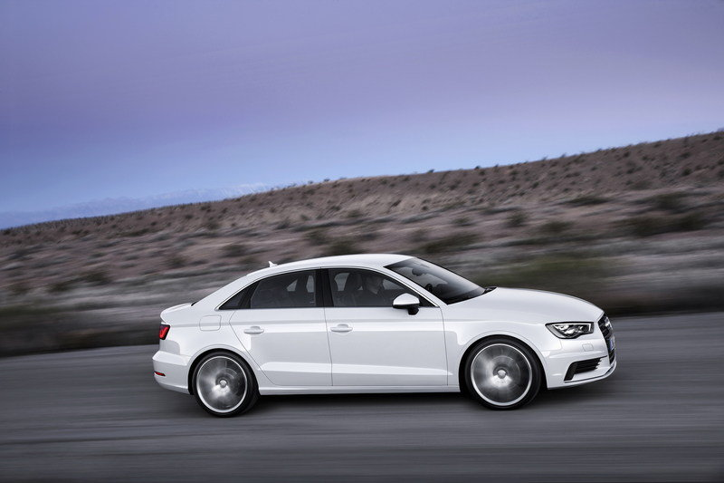 2015 Audi A3 Sedan High Resolution Exterior - image 499273
