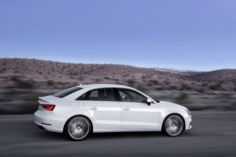 2015 Audi A3 Sedan High Resolution Exterior - image 499275