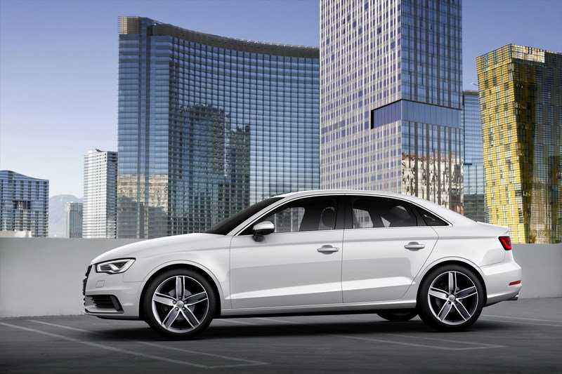 2015 Audi A3 Sedan High Resolution Exterior - image 499261