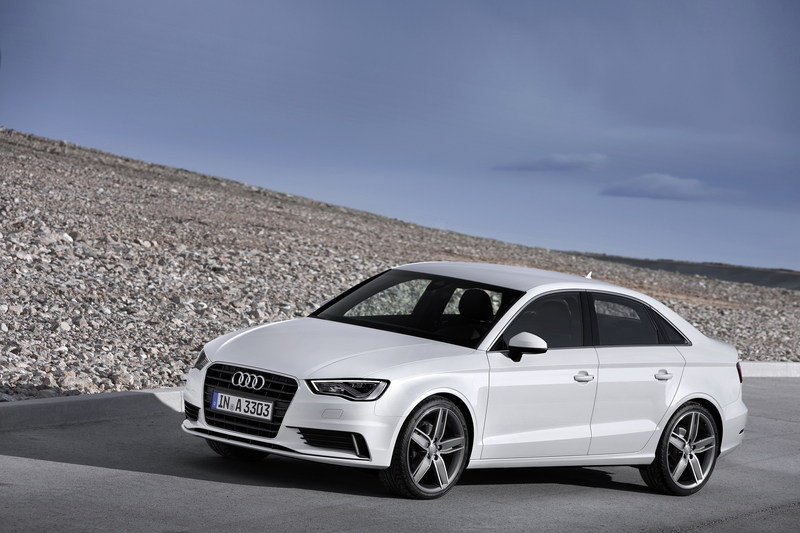 2015 Audi A3 Sedan High Resolution Exterior - image 499265