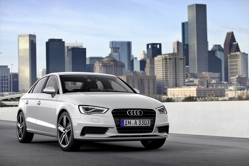 2015 Audi A3 Sedan High Resolution Exterior - image 499259