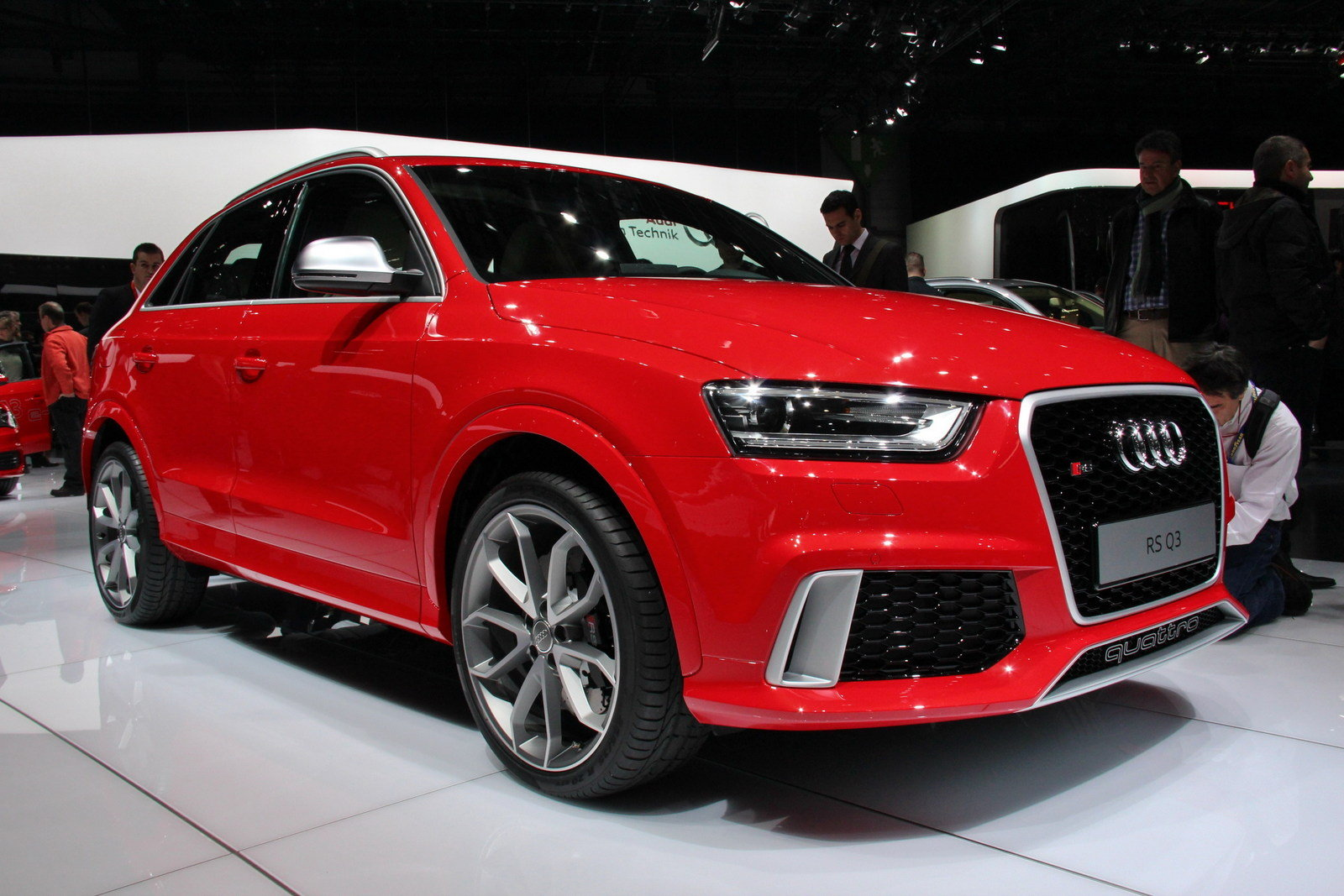 2014 audi rs q3 picture 496960 car review top speed. Black Bedroom Furniture Sets. Home Design Ideas