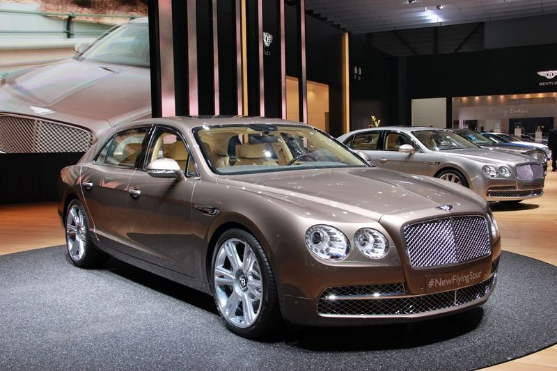 2014 Bentley Continental Flying Spur Cars Pics
