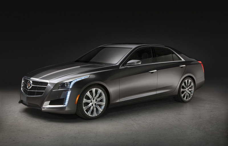 2014 Cadillac CTS Sedan High Resolution Exterior - image 499021