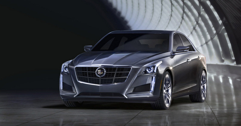 2014 Cadillac CTS Sedan High Resolution Exterior - image 499027