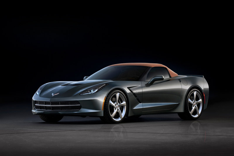 2014 Chevrolet Corvette Stingray Convertible High Resolution Exterior - image 494856