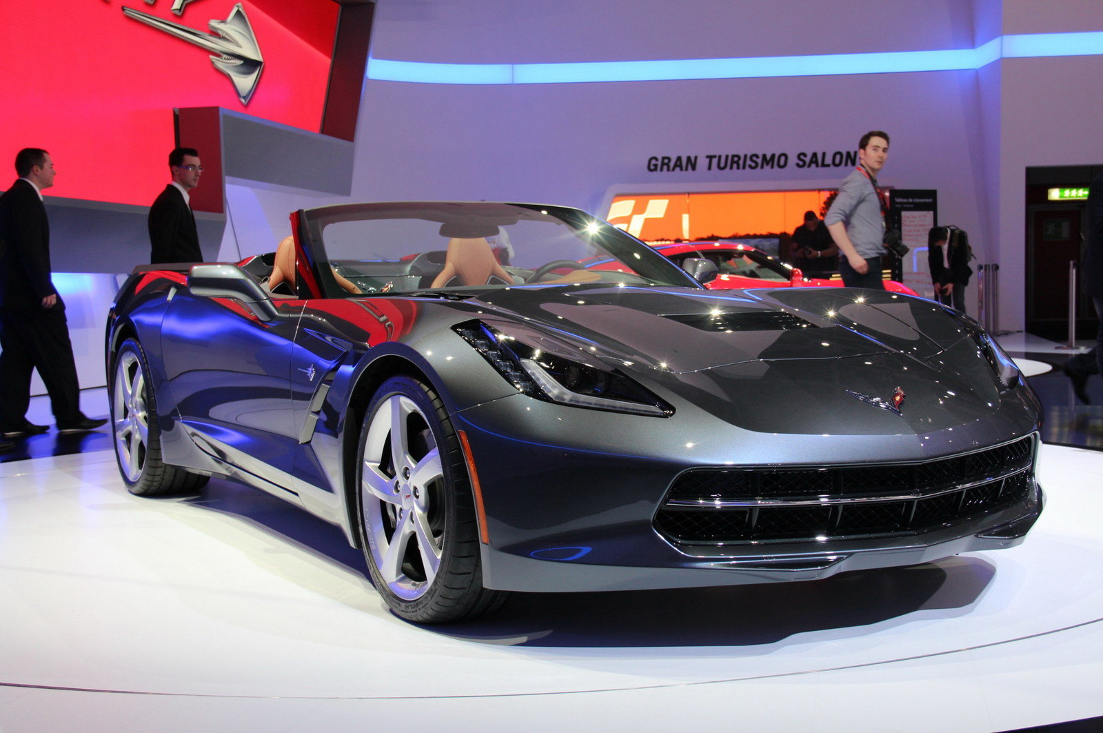 2014 chevrolet corvette stingray convertible picture 496895 car. Cars Review. Best American Auto & Cars Review