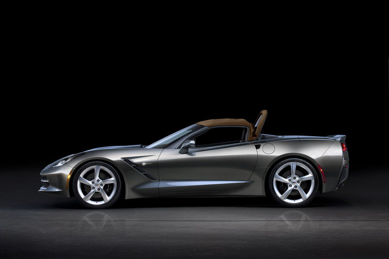 2014 Chevrolet Corvette Stingray Convertible High Resolution Exterior - image 495540