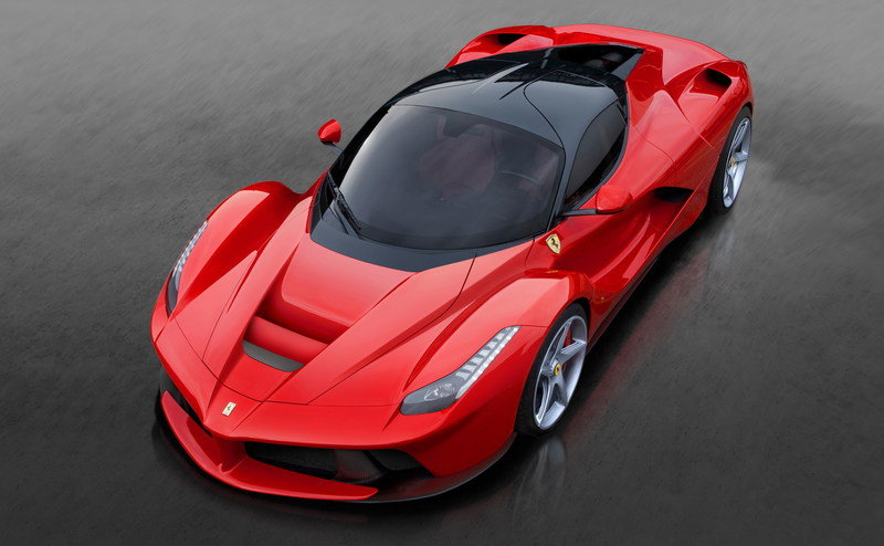 2014 Ferrari LaFerrari High Resolution Exterior - image 495453