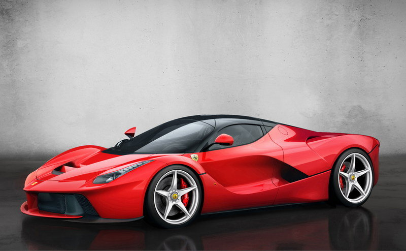 2014 Ferrari LaFerrari High Resolution Exterior Wallpaper quality - image 495454