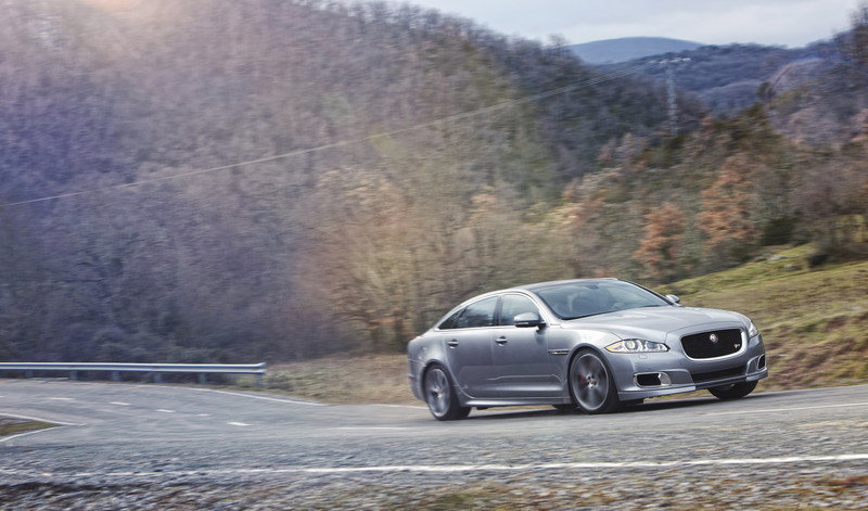 2014 Jaguar XJR High Resolution Exterior - image 499091