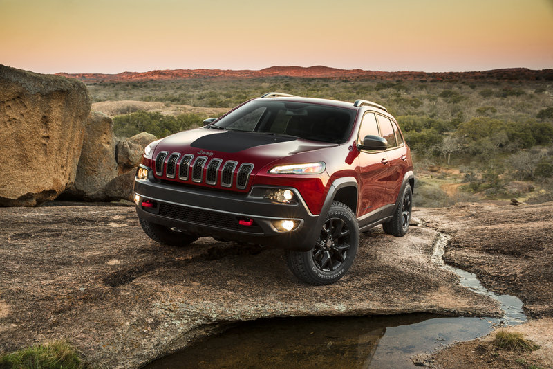2014 Jeep Cherokee High Resolution Exterior - image 499445