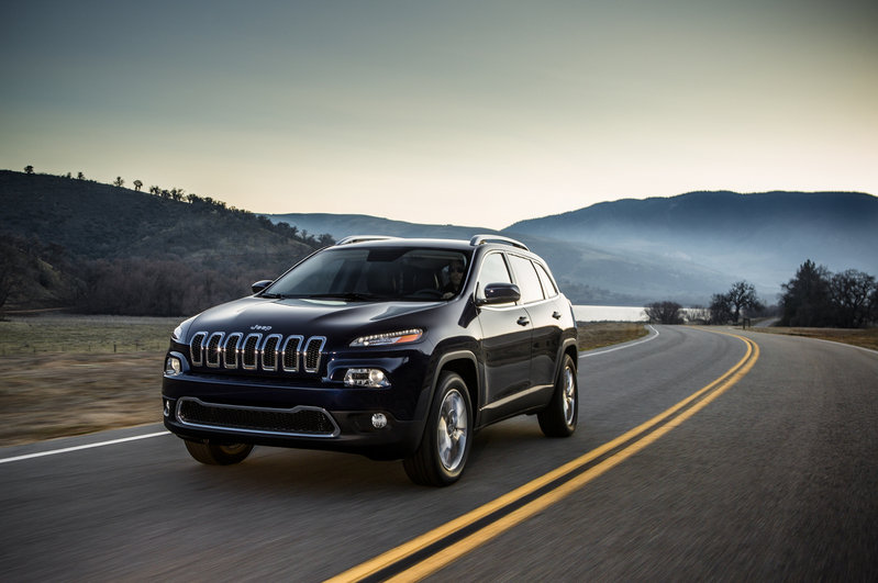 2014 Jeep Cherokee High Resolution Exterior - image 499407