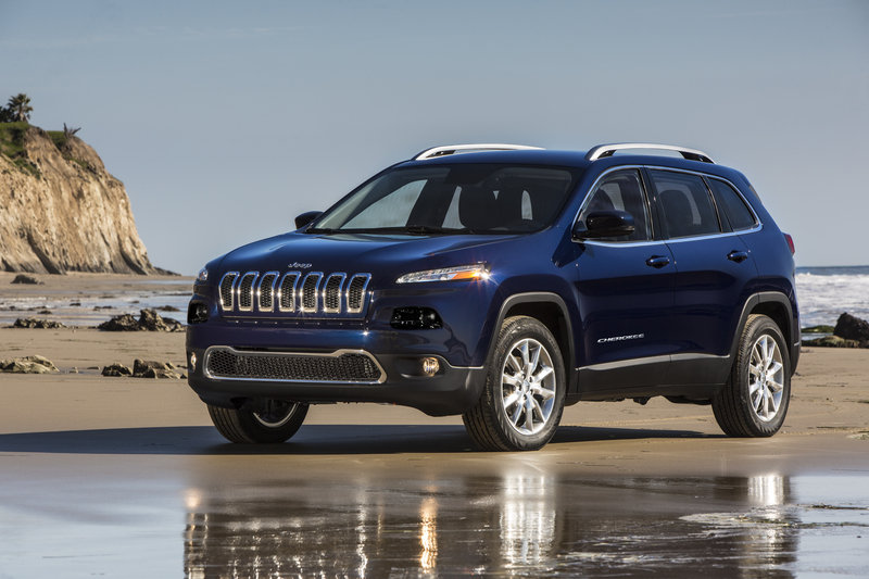 2014 Jeep Cherokee High Resolution Exterior - image 499455