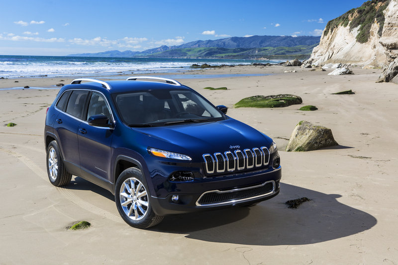 2014 Jeep Cherokee High Resolution Exterior - image 499460