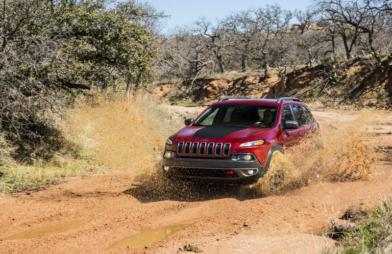 Jeep Brand Exceeds 1 Million Vehicles Sold for 2014