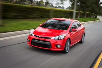 2014 Kia Forte Koup SX High Resolution Exterior - image 499541