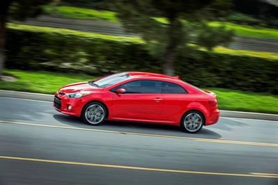 2014 Kia Forte Koup SX High Resolution Exterior - image 499542