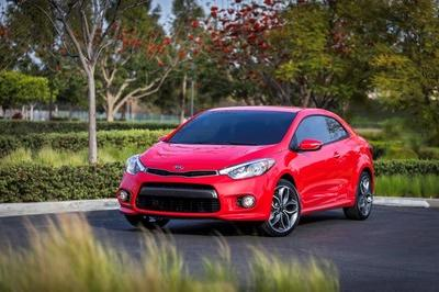 2014 Kia Forte Koup SX High Resolution Exterior - image 499544
