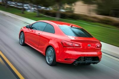 2014 Kia Forte Koup SX High Resolution Exterior - image 499536