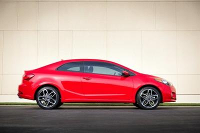 2014 Kia Forte Koup SX High Resolution Exterior - image 499539