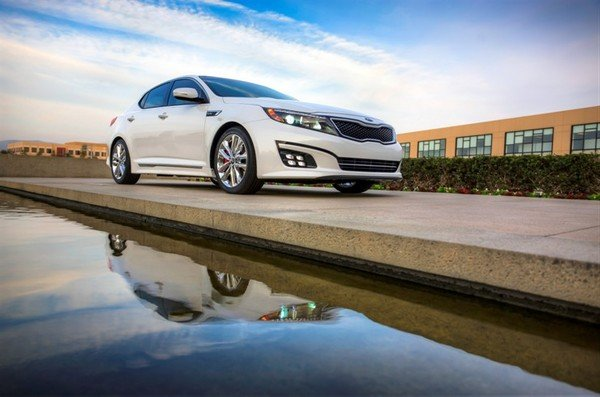 2014 Kia Optima SX Limited Review  Top Speed