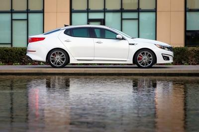 2014 Kia Optima SX Limited Exterior - image 499581