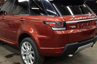 2014 Land Rover Range Rover Sport Images Leaked