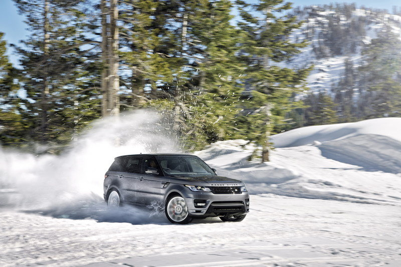 2014 Land Rover Range Rover Sport High Resolution Exterior - image 499327