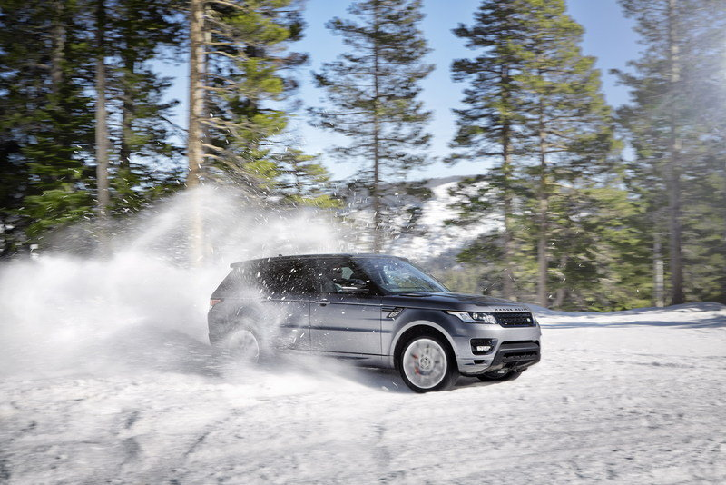 2014 Land Rover Range Rover Sport High Resolution Exterior - image 499328