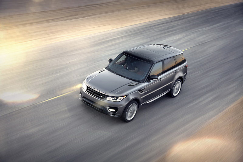 2014 Land Rover Range Rover Sport High Resolution Exterior - image 499332
