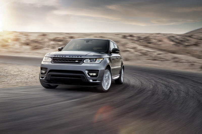 2014 Land Rover Range Rover Sport High Resolution Exterior - image 499336