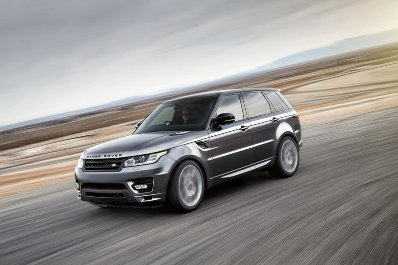 2014 Land Rover Range Rover Sport High Resolution Exterior - image 499337