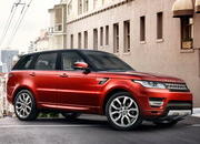 2014 Land Rover Range Rover Sport - image 499357
