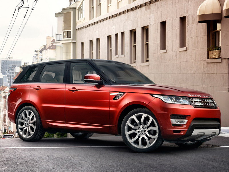 2014 Land Rover Range Rover Sport High Resolution Exterior - image 499357