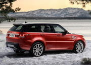 2014 Land Rover Range Rover Sport - image 499359