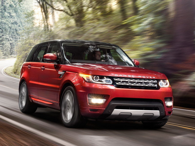 2014 Land Rover Range Rover Sport High Resolution Exterior - image 499360