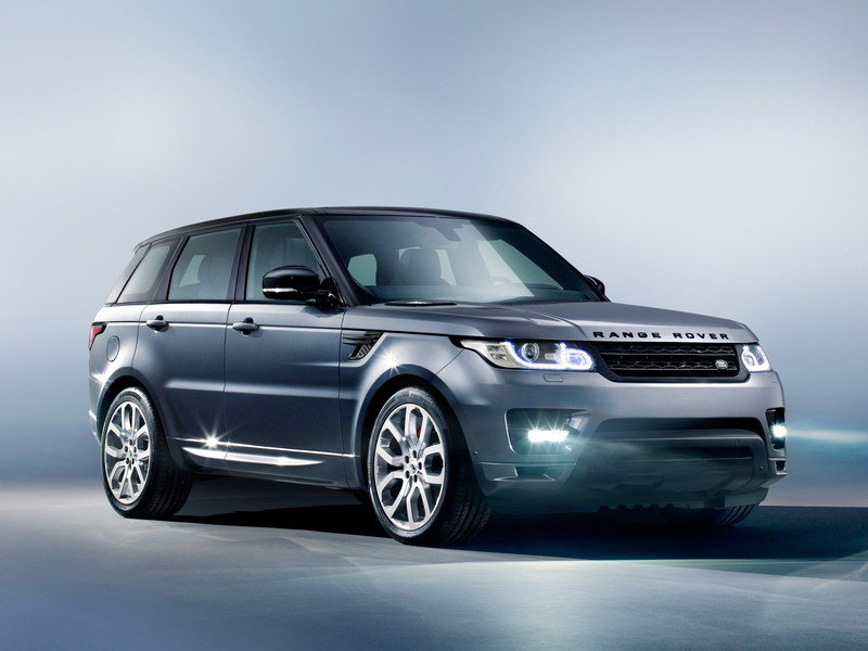 2014 Land Rover Range Rover Sport High Resolution Exterior - image 499361