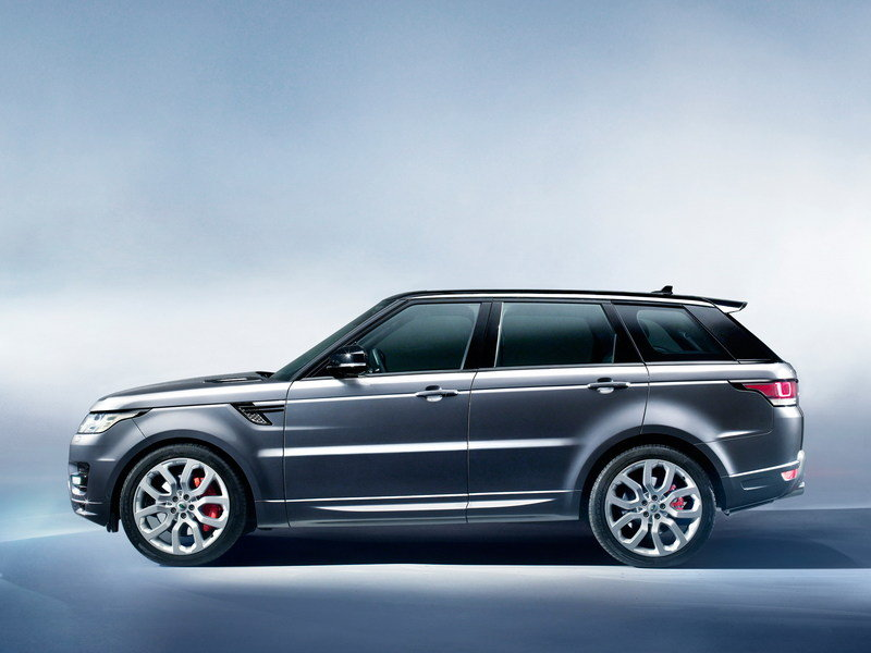 2014 Land Rover Range Rover Sport High Resolution Exterior - image 499363