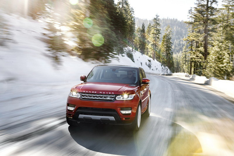 2014 Land Rover Range Rover Sport High Resolution Exterior - image 499348
