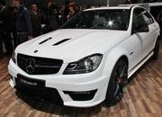 "2014 Mercedes C 63 AMG ""Edition 507"" - image 497208"